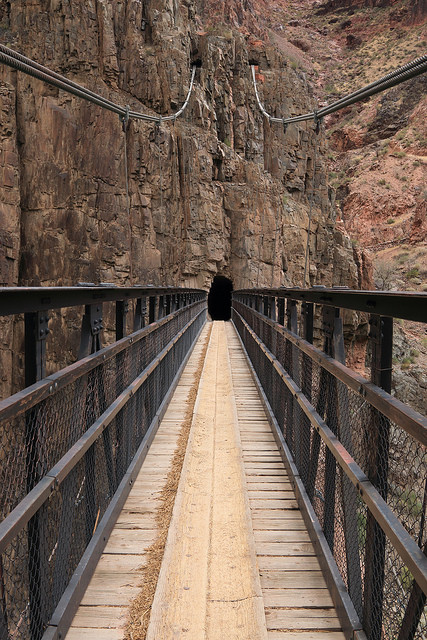 Bridge over Colorado River