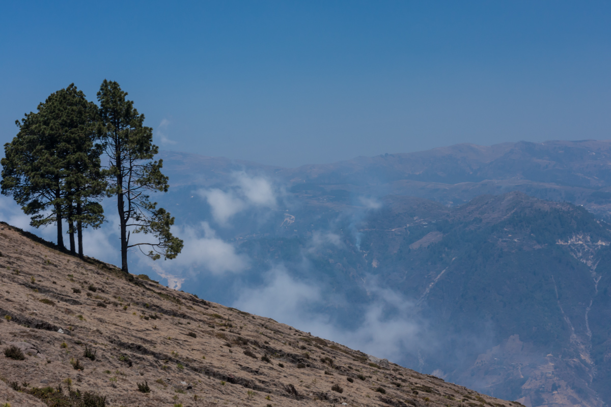 Hiking Tajumulco