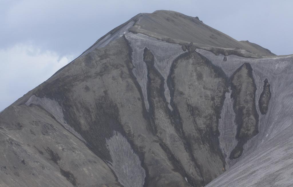 Blahnukur mountain, Iceland