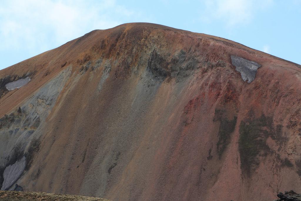 Colourful Brennisteinsalda mountain landscape, Iceland