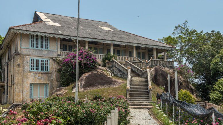 Crag Hotel, Penang Hill