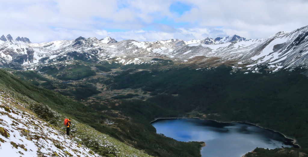 Dientes de Navarino and Laguna Robalo
