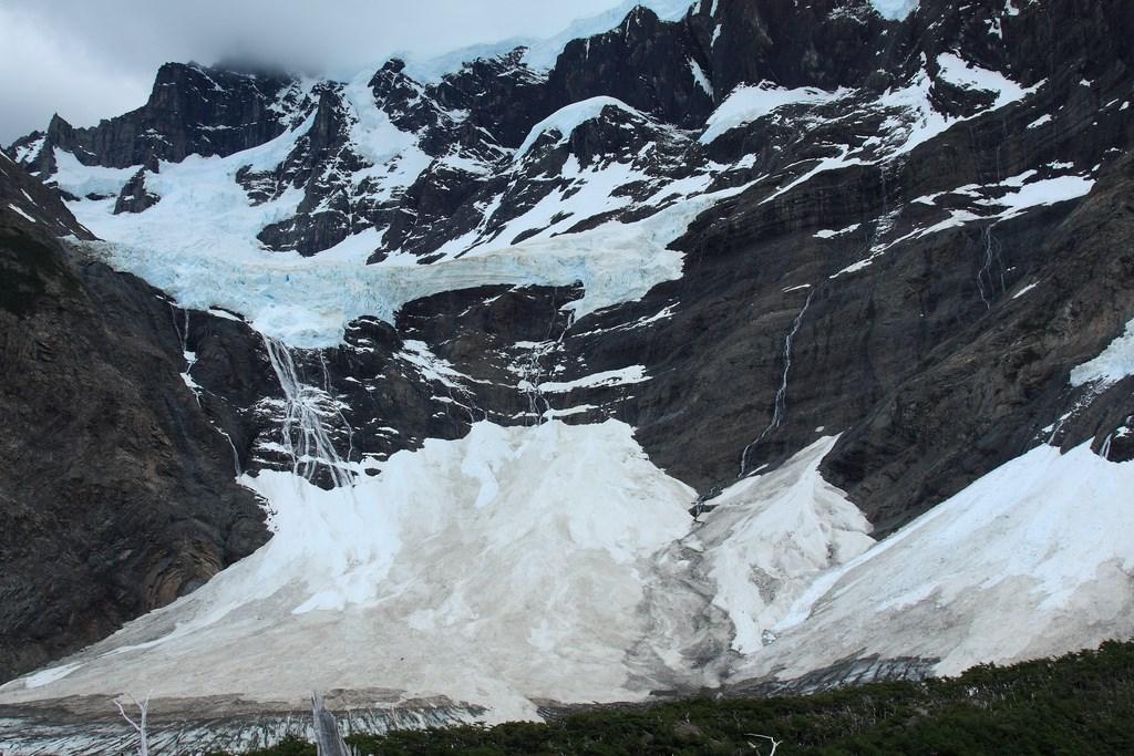 Glacier del Frances