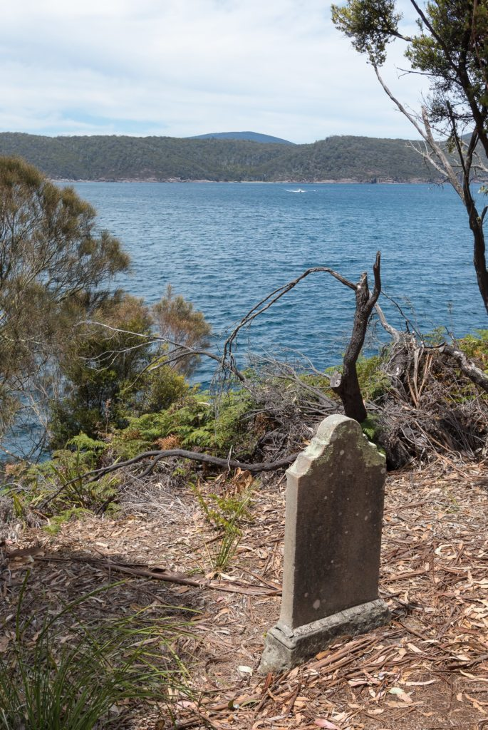 Isle of the Dead, Port Arthur