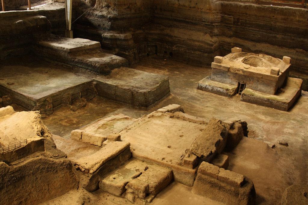 Joya de Ceren Mayan ruins in El Salvador