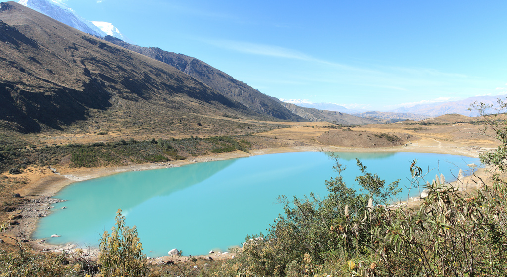 Laguna Keushu, Cordillera Blanca
