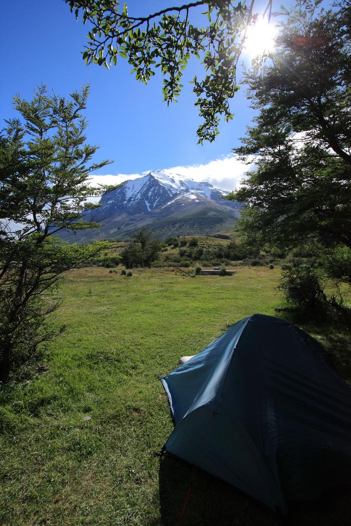 Las Torres campsite