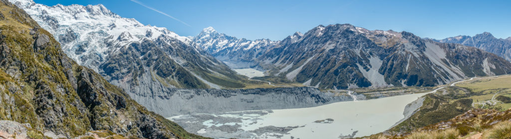 Mount Cook panorama