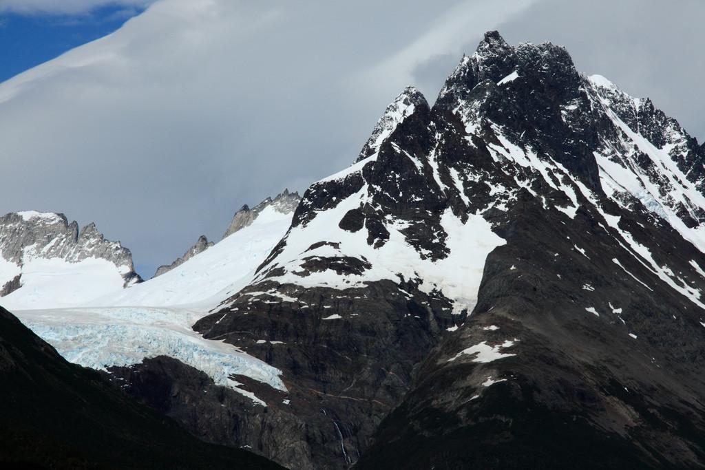 Mountains near Los Perros campsite