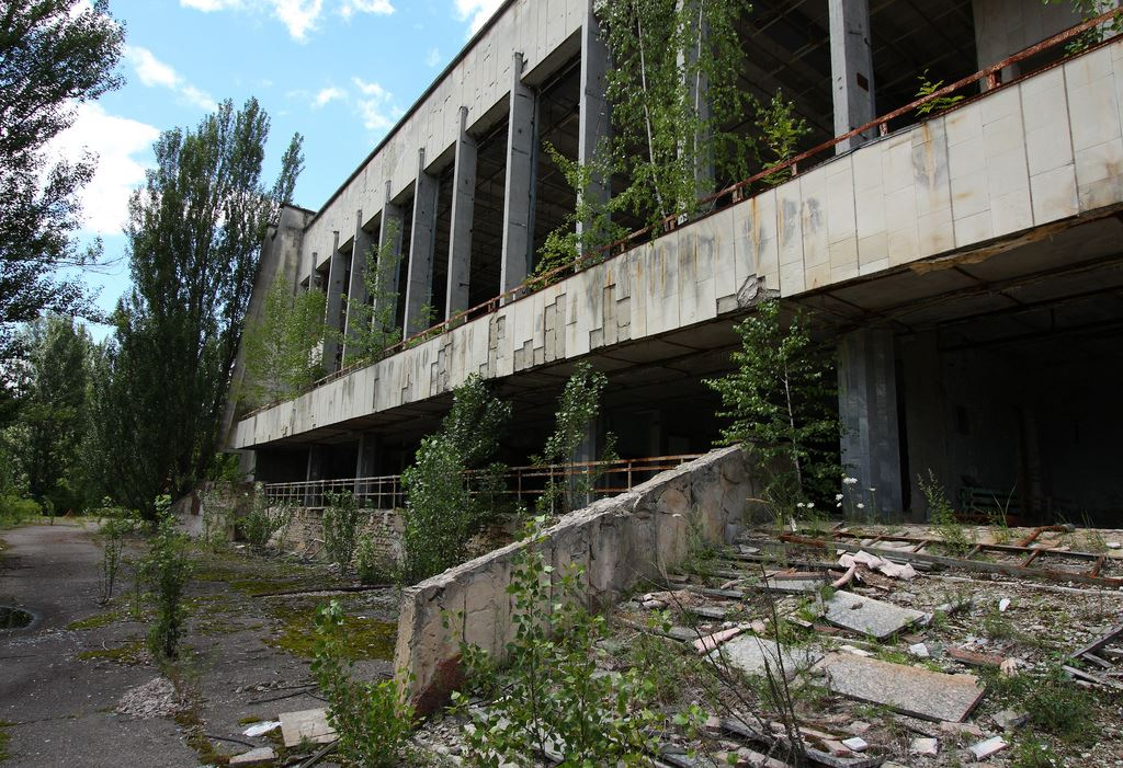 Palace of Culture, Pripyat, Chernobyl