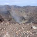 San Miguel summit crater