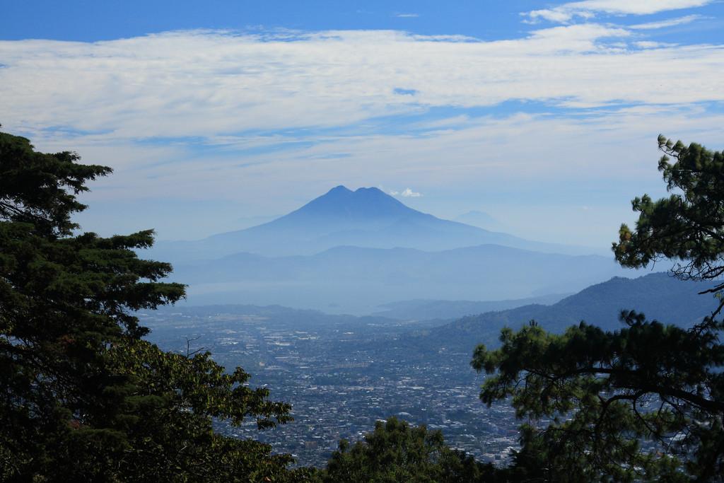 San Vincente volcano