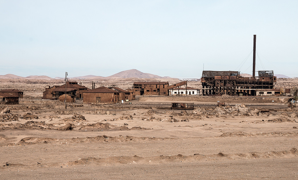 Santa Laura ghost town, Atacama