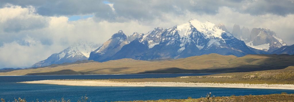 Torres del Paine 'O' Circuit - Days 1 and 2
