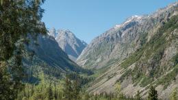 Ala Archa National Park, Kyrgyzstan