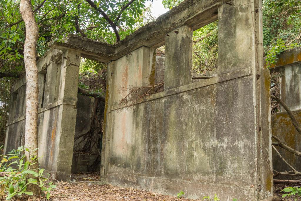 Mount Davis ruins