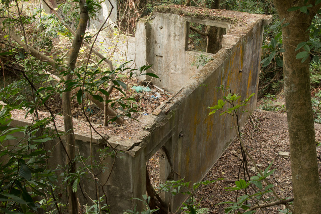 Mount Davis abandoned battery