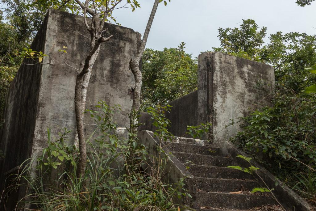 Mount Davis abandoned battery