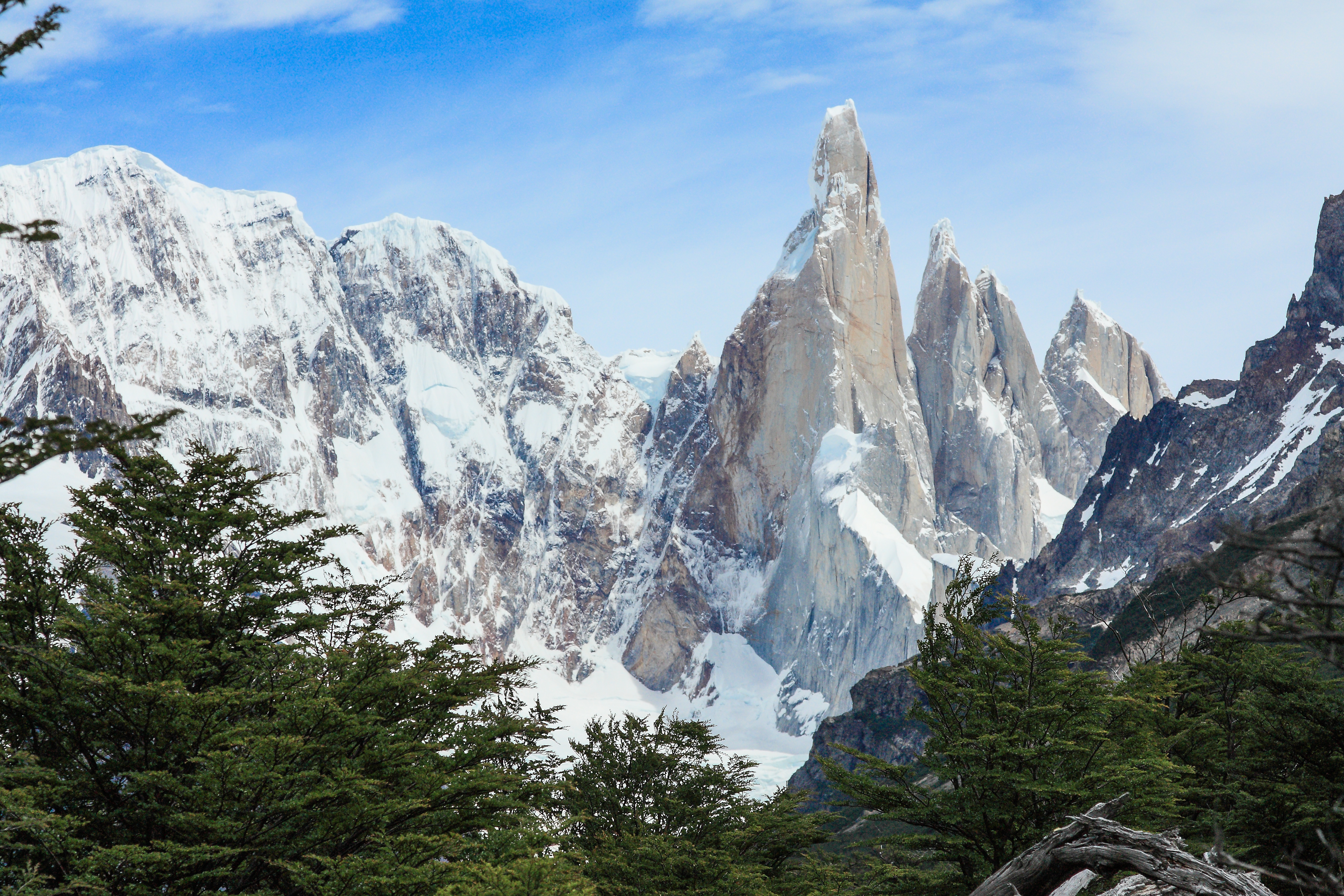 Laguna Torre hike - Los Glaciares National Park
