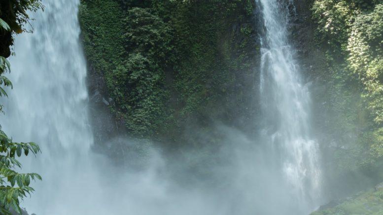 Kali waterfall
