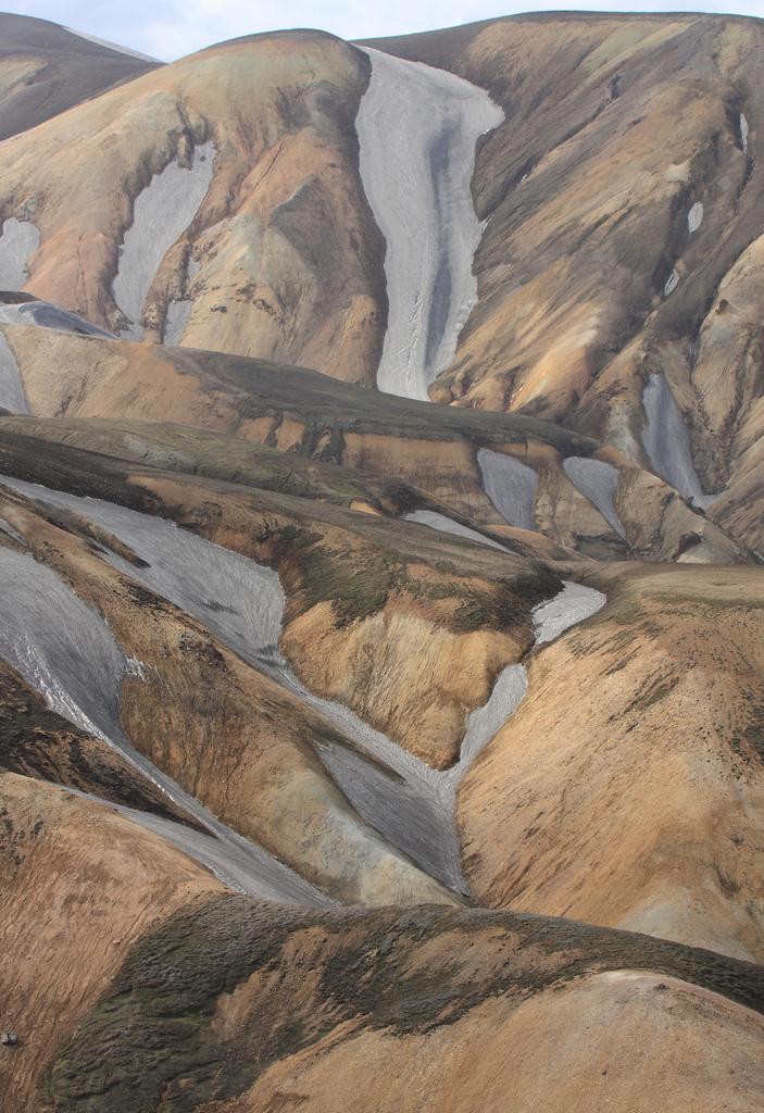 Brennisteinsalda mountain landscape