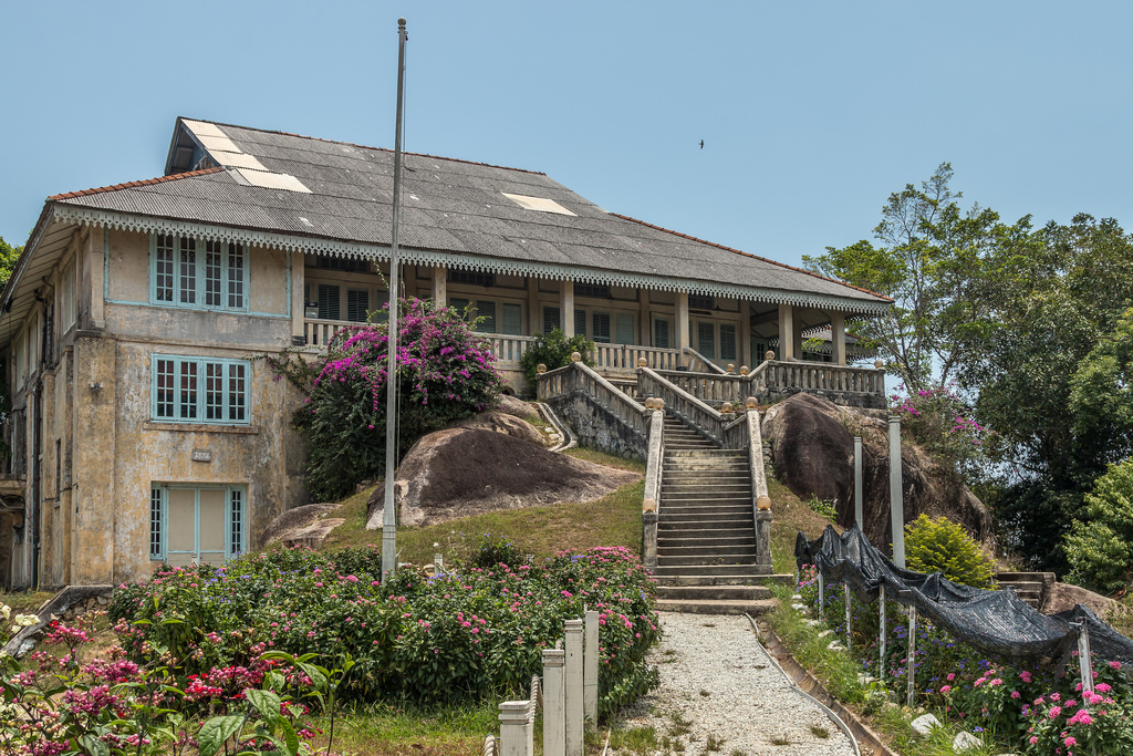 Crag Hotel, Abandoned hotel on Penang Hill