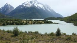 Dickson campsite, Torres del Paine