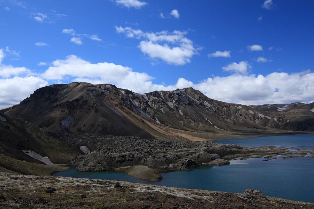 Frostastadavatn lake, Landmannalaugar