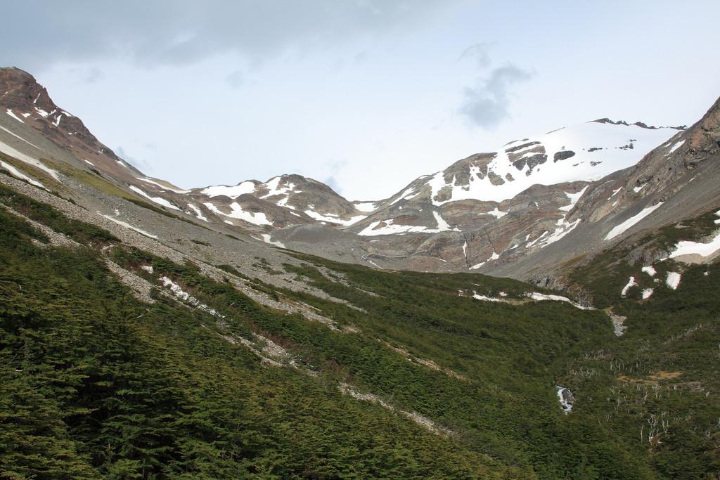 Landscape near John Gardner Pass