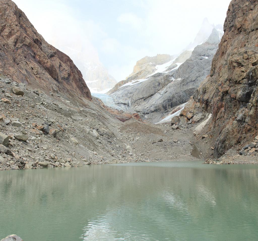 Glacier Pollone hike, Los Glaciares National Park - Argentina