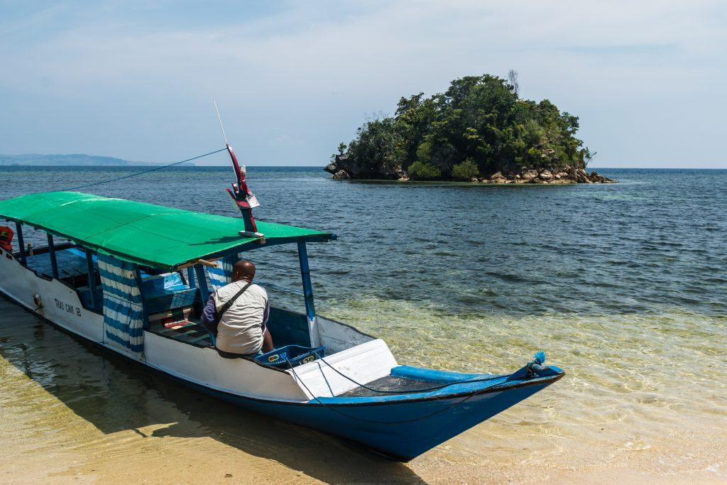 Beach near Gua Rangko, Labuan Bajo