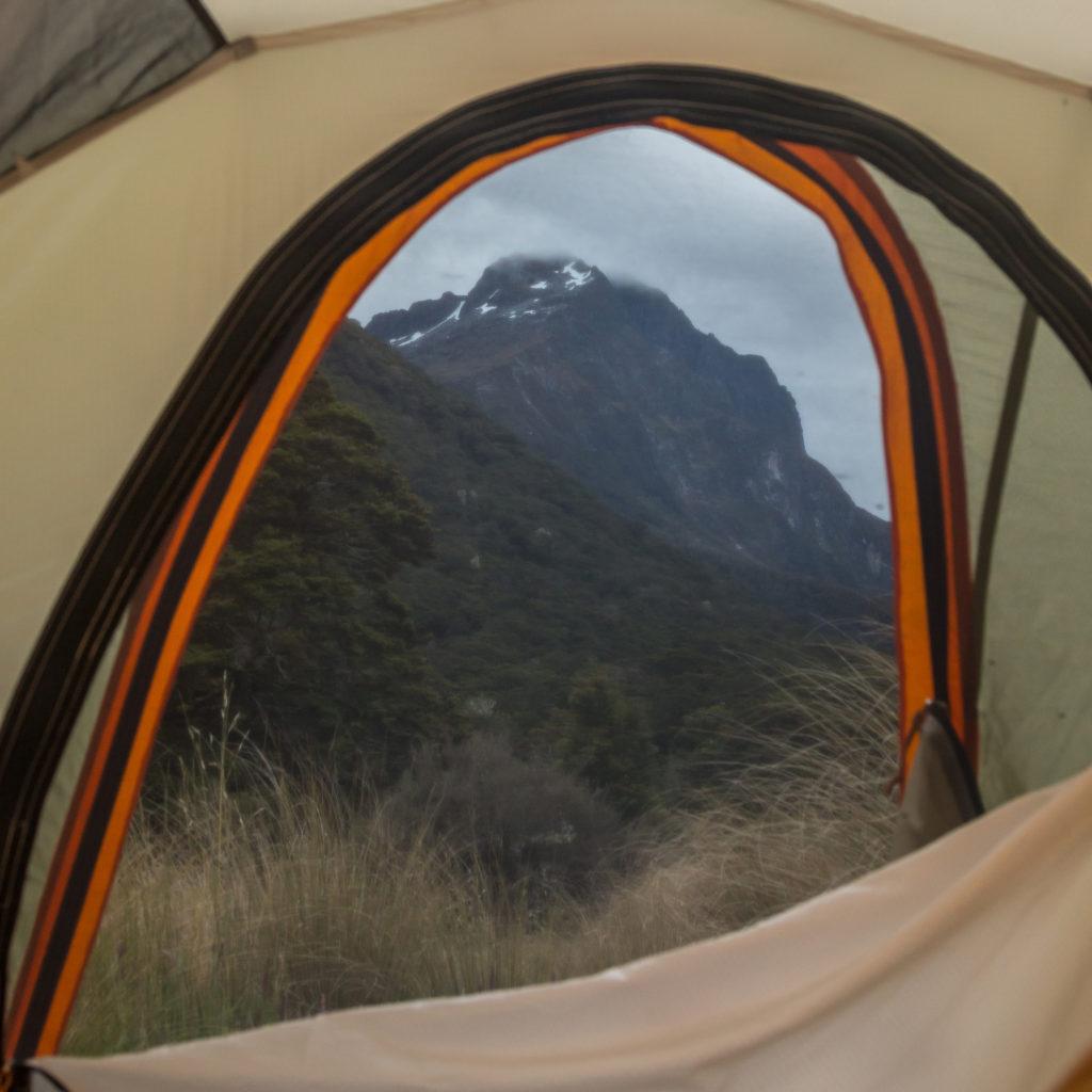 Iris Burn campsite