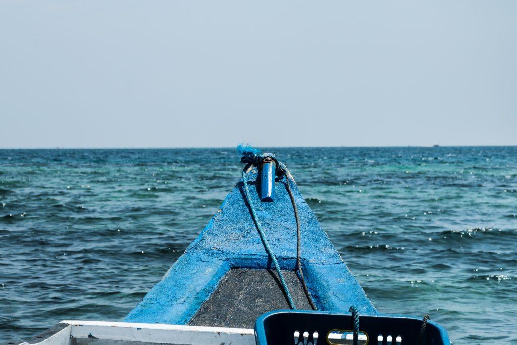 Gua Rangko boat trip