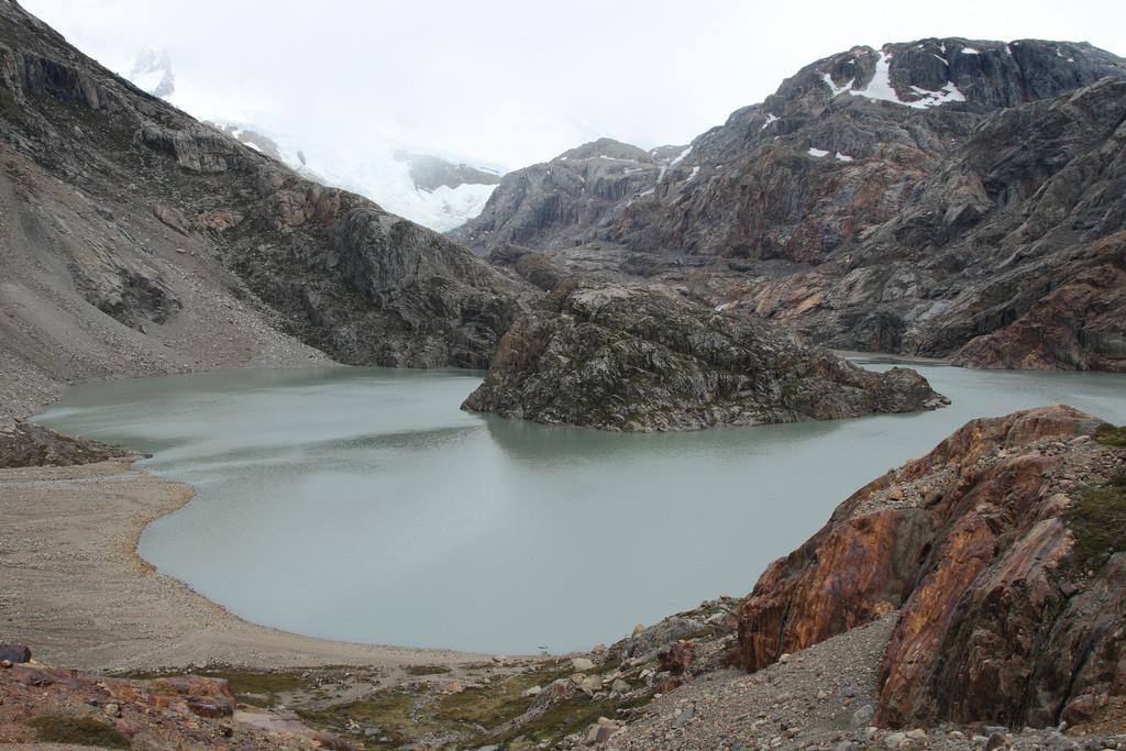 Lago Electrico, Patagonia, Argentina