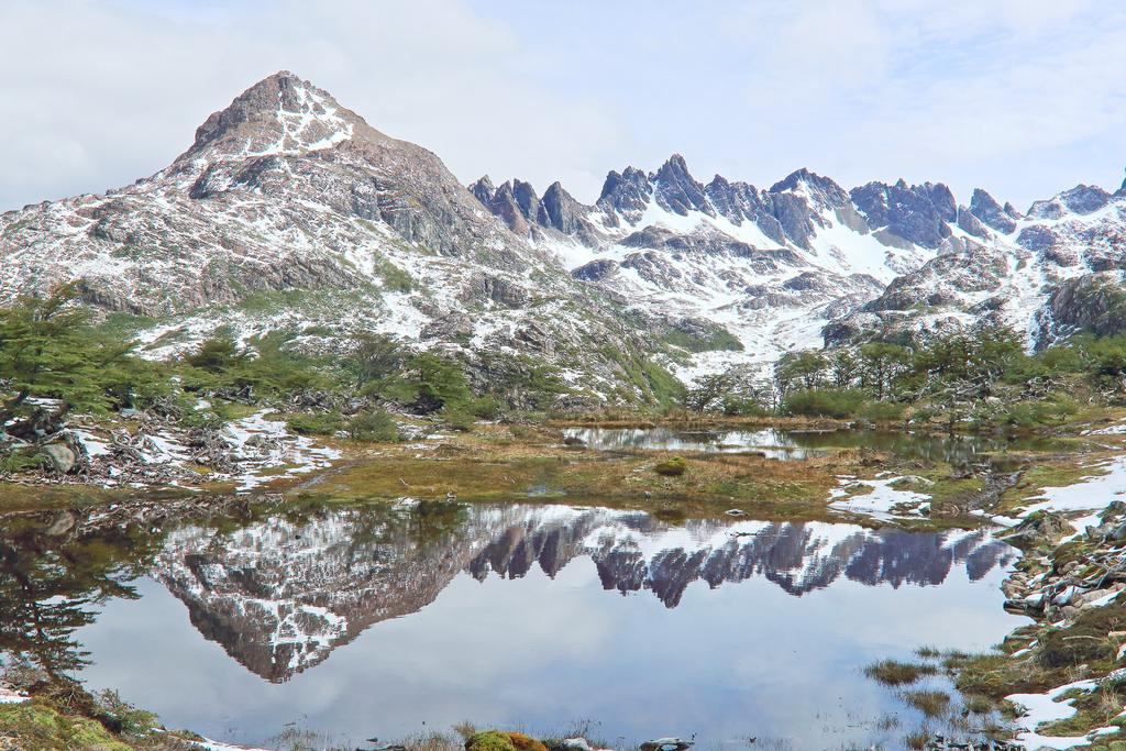 Solo Hike to Lago Windhond, Isla Navarino