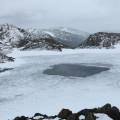 Frozen Laguna paso