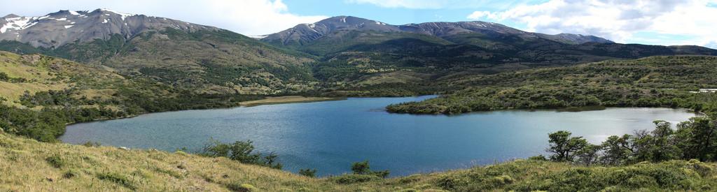Lake, Torres del Paine