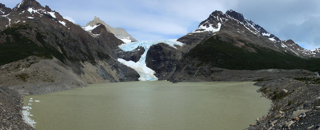 Glacier Los Perros, Torres del Paine