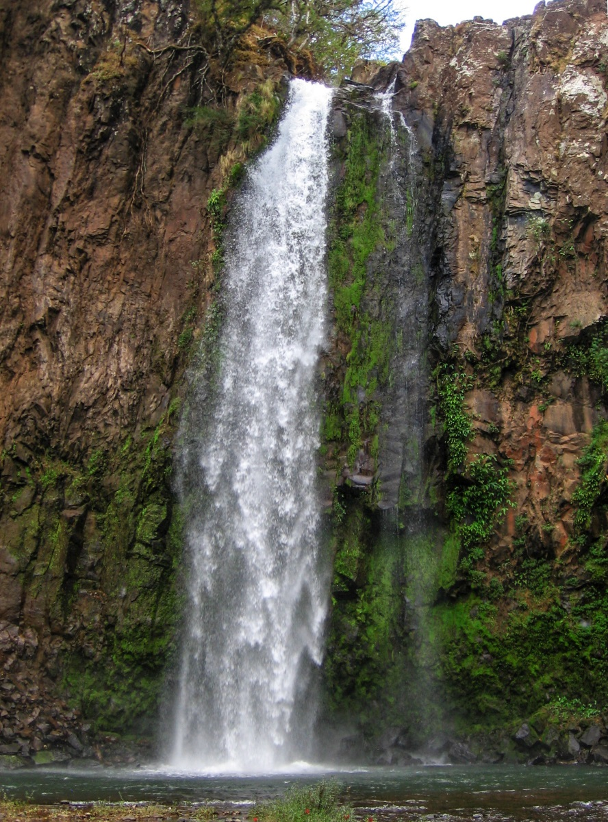 San Fernando waterfall