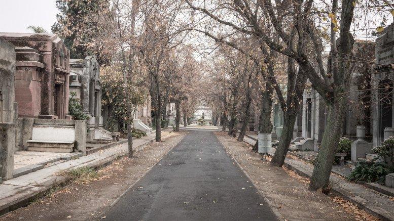 Santiago General cemetery
