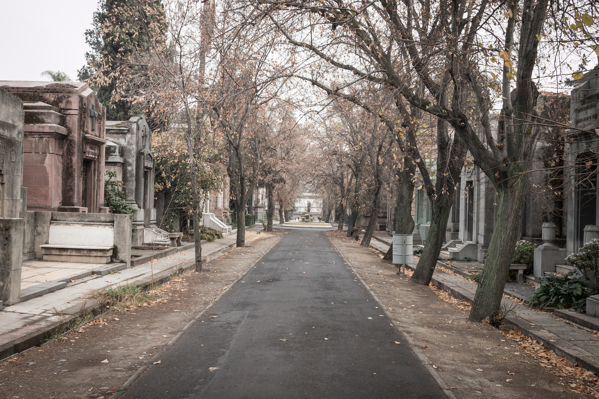 Santiago General Cemetery, Chile