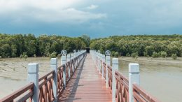 Tanjung Piai pier