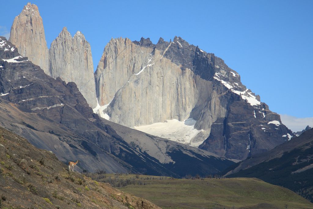 Preparing for the Torres del Paine trek